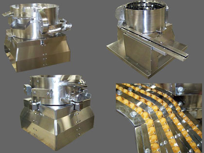 Pharmaceutical Parts Feeders