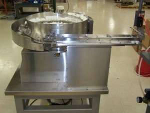 Pharmaceutical bowl feeder